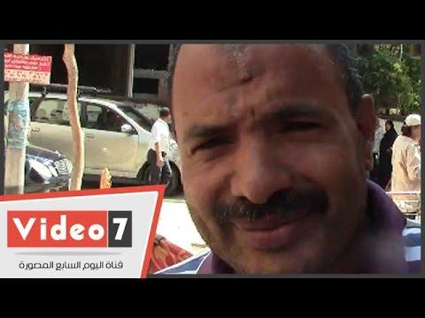 اليوم السابع : بالفيديو..مواطن يطالب محافظ الجيزة بحل مشكلة تلوث مياه الشرب ببولاق الدكرور