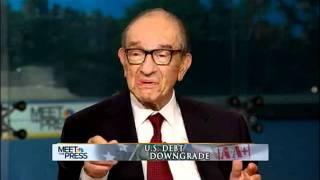 Greenspan US Can Just Print More Money.