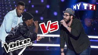 Vincent VS Fonetyk & Dama - « Hall of Fame » (The Script ft. Will I Am)  | The Voice...