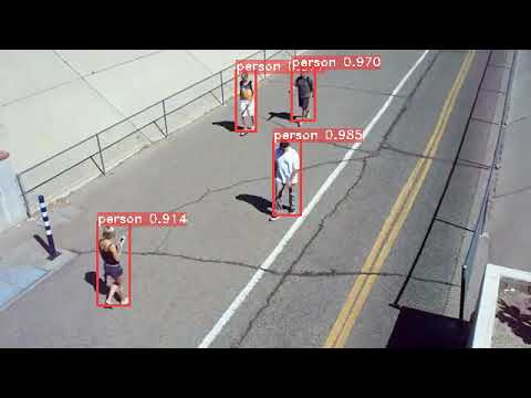 Qt and openCV: Person detection(Yolo v3) with the helps of