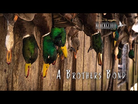 Ultimate Duck Hunt Sweepstakes: A Brothers Bond