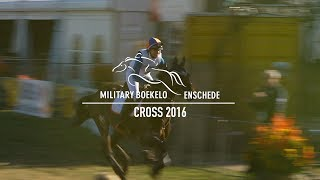 Military Boekelo 2016 - Cross Country