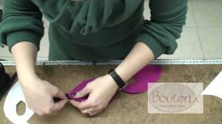 איך להכין מסכת פורים ברבע שעה/ How to make a mask in 15 minutes