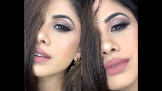 Desi Glam | Festive Makeup using ALL DRUGSTORE products | Malvika Sitlani