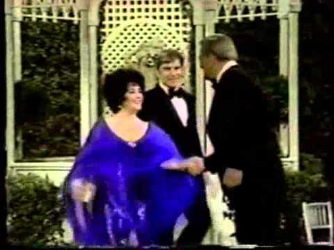 Elizabeth Taylor and John Warner:1977