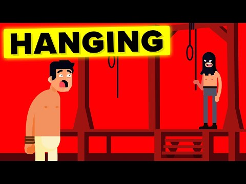Hanging - Worst Punishments in the History of Mankind
