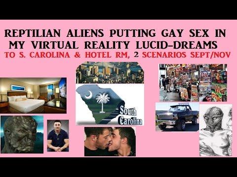 Alien teachings being gay