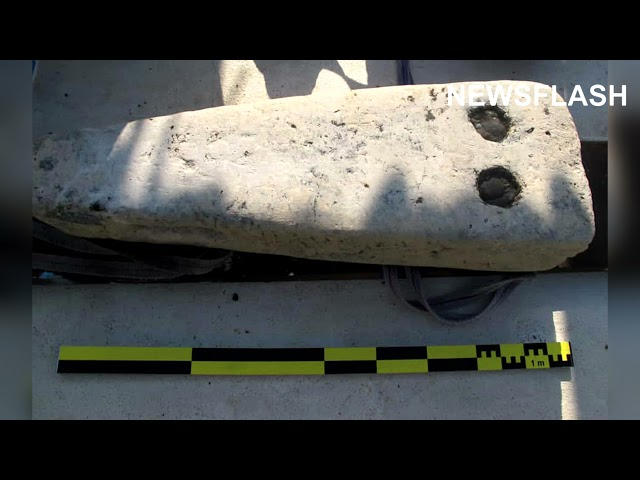 Sunken Ancient Egyptian City Yields Warship Site