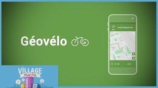 Geovelo, le GPS pour cyclistes - Replay Village Start-Up