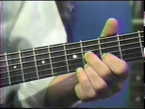 Guitar Lesson -  Kenny Sultan - Acoustic Blues Guitar