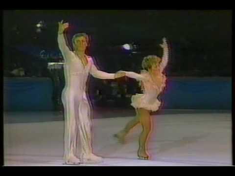Underhill & Martini (CAN) - 1984 World Pros, Pairs' Artistic Program