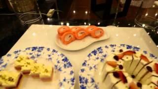 サンシャインシティプリンスホテル ロビーラウンジ デザートブッフェ いちごスイーツとシェフおすすめデザートフェア season1 2016年1月