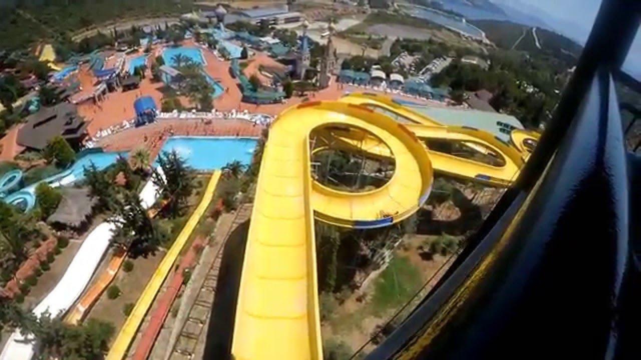 adaland aquapark ku adas xiaomi yi action camera review