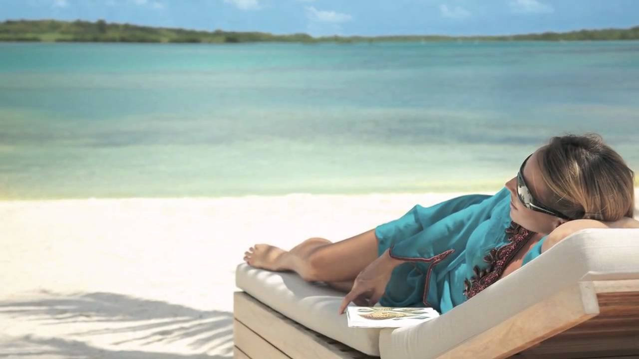 Video Wellness im Four Seasons Resort Mauritius Urlaub auf Mauritius
