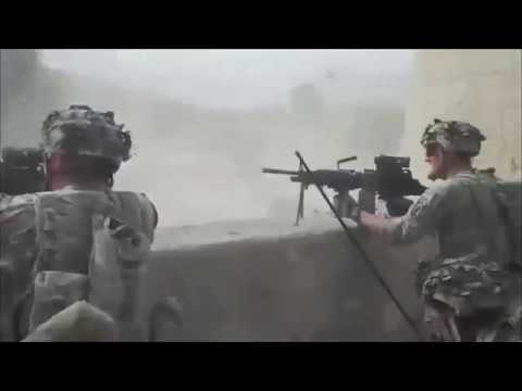 Afghanistankrieg Echter Kampf! Us-Soldaten Im Kampf Gegen Die Taliban