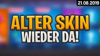 FORTNITE SHOP from 21.8 - 🧸 Alter Skin! 🛒 Fortnite Daily Item Shop of today (21 August 2019) | Detu