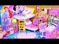 DIY Miniature Disney Princess Dollhouse