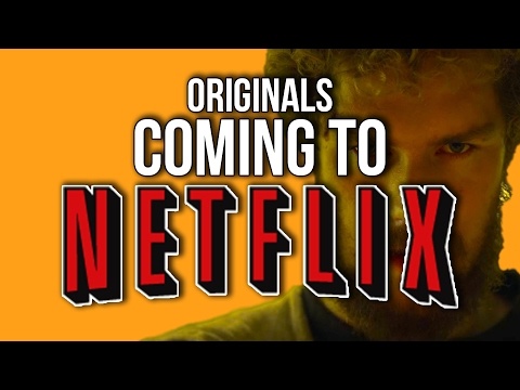 Upcoming Netflix Original Movies & TV Shows March 2017
