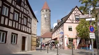 Stadt Gunzenhausen - Zentrum im Fränkischen Seenland