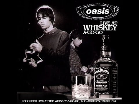 OASIS:The Whiskey A Go Go,West Hollywood,Los Ángeles,California,Usa (29/09/1994)