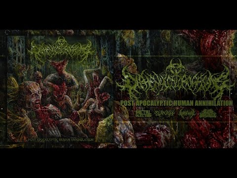 DIPHENYLCHLOROARSINE - POST APOCALYPTIC HUMAN ANNIHILATION [OFFICIAL ALBUM STREAM] (2017) SW EXCL