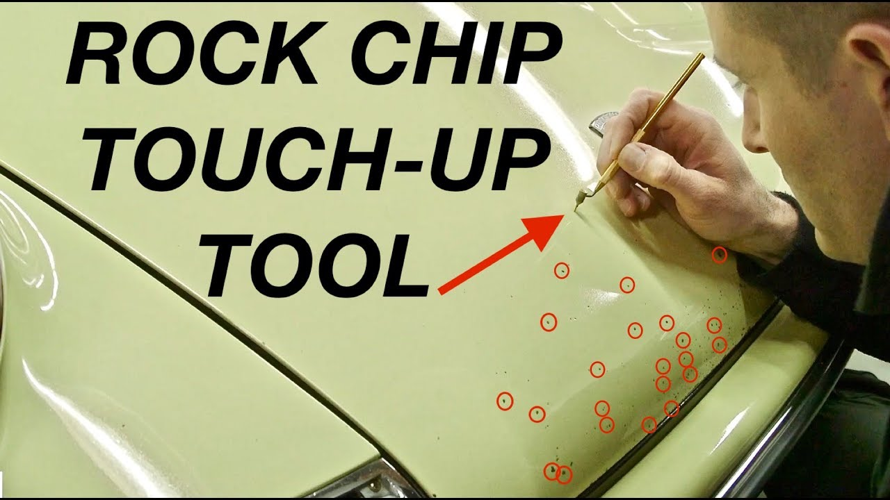 Car Touch Up Paint Tools