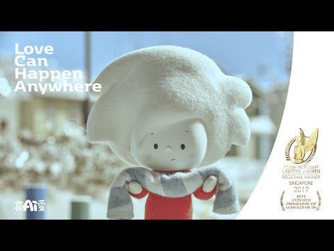Love Can Happen Anywhere - Award-Winning Animated Short Film
