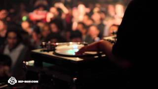 DJ Qbert vs. DJ Shortkut - Live in San Francisco