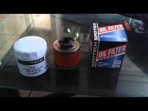 Walmart Oil Filter Review: Super Tech Filter