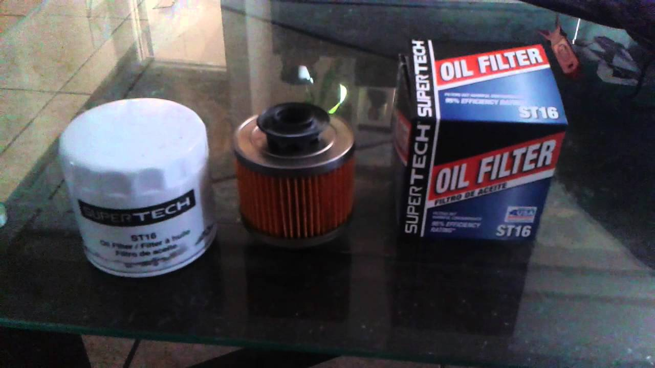 Walmart oil filter review super tech filter youtube nvjuhfo Image collections