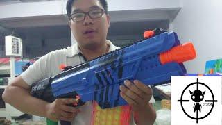 [REVIEW] รีวิวปืนเนิร์ฟ Nerf Rival Khaos MXVI-4000 Blaster