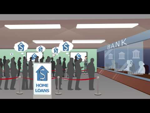 Banks and Finance Digital Signage - Moving Tactics