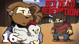 Red Dead Redemption Let's Play #16 - Far and Away