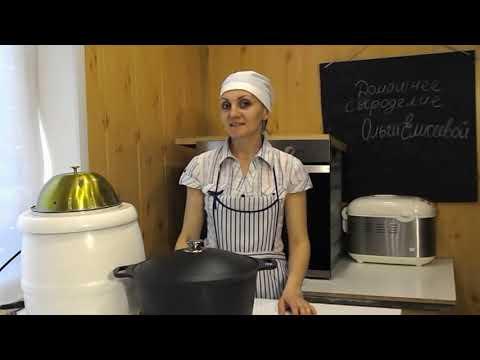 Твердый сыр Драй Джек / Монтерей Джек / Как приготовить сыр
