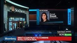 BB&T, SunTrust to Combine in $66 Billion All-Stock Deal