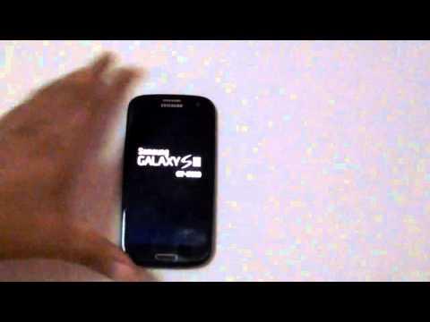 Samsung galaxy S3 i9300 QUITAR CODIGO PATRON SEGURIDAD bloqueo master reset hard reset2