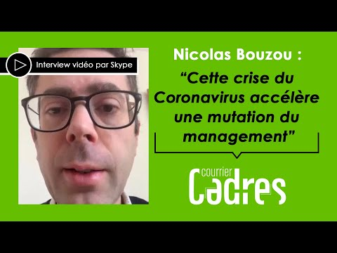 Nicolas Bouzou:
