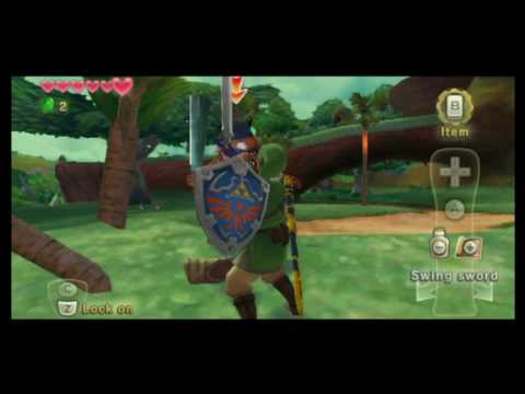The Legend of Zelda: Skyward Sword (Wii) E3 2010 Trailer
