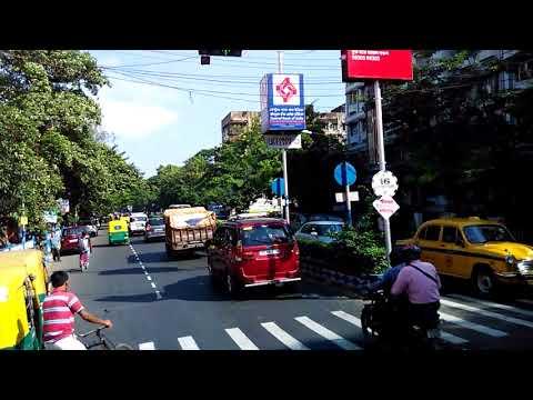 Kolkata Road Guide : Tollygunge to Patuli via Prince Anwar Shah Road