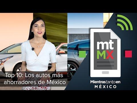 Top 10: Los autos más ahorradores de México