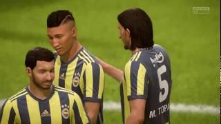 Fenerbahçe  - Galatasaray / Fifa 18
