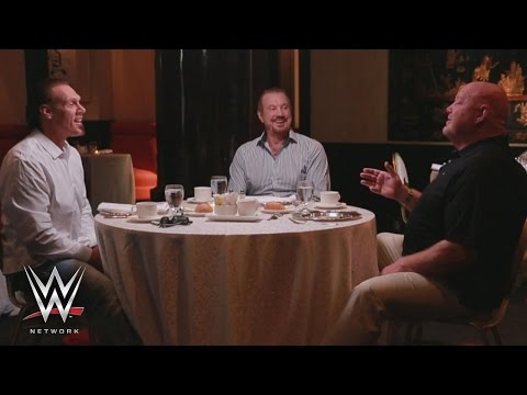 WWE Network: Sting, Diamond Dallas Page, Vader - Table for 3