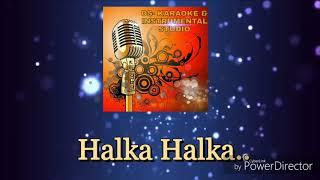 Halka halka karaoke