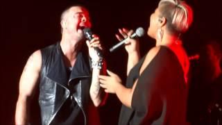 Guy Sebastian & Angel Tupai - Armageddon (Live @ Hordern Pavilion, Sydney)