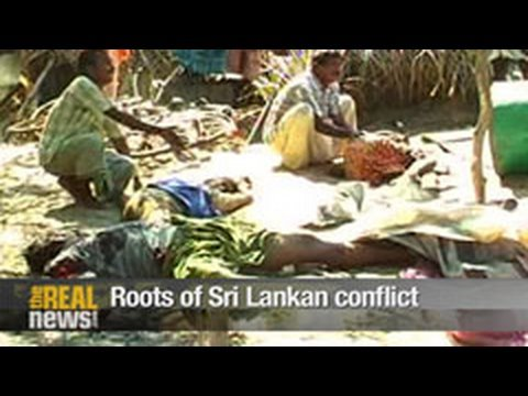 Roots of Sri Lankan conflict