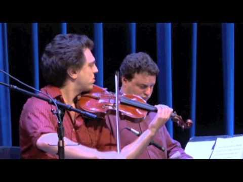 Klezmer Fiddle and Tsimbl - Jake Shulman-Ment and Pete Rushefsky