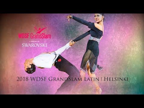 2018 GrandSlam LAT Helsinki   The Trailer   DanceSport Total