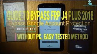 Samsung J4 Combination Firmware FRP Bypass J400f J400G J400M