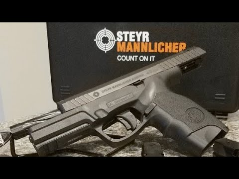 Q&A With New Steyr's