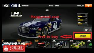 Stock car racing mod